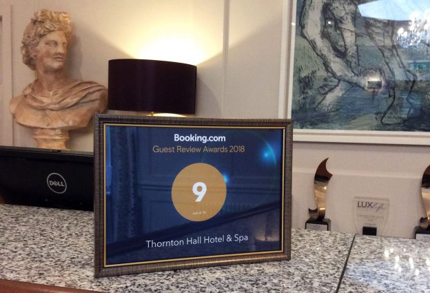 2018 Booking.com Guest Review Award